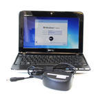 "Dell Inspiron 1012 Win 7 1.6 GHz 1GB 160GB 10.1"" Netbook Laptop"