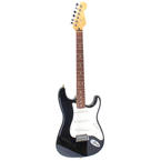 Fender Stratocaster Electric Guitar Black Body USA American Made
