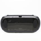 Sony PlayStation PS Vita PCH-1101 AT&T WiFi 8GB Handheld Video Game Console Black W. Game