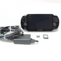 Sony Playstation Vita PCH-1001 Black Portable Handheld Video Game Console