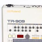 Vintage Roland TR-909 Rhythm Composer Analog Drum Machine