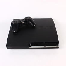 Sony Playstation 3 Slim PS3 160GB Cech-2501A Black Video Game Console