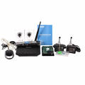 Zmodo 500GB Mini NVR ZH-KA0A02-W Wireless Network Video Recorder Security System