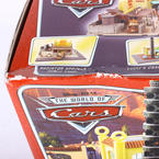 Rare Mattel Disney Pixar The World of Cars Luigi's Casa Della Tires Play Set