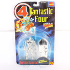 New Vintage 1994 Toy Biz 45103 Marvel Comics Fantastic Four Series Silver Surfer 5 Inches
