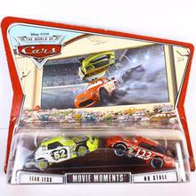 Mattel Disney Pixar The World of Cars Movie Moments Leak Less & No Stall M4934-0910