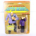 DC Comics Super Heroes LEX LUTHOR Figure Toy Biz 1989 MOC MOSC Power Punch