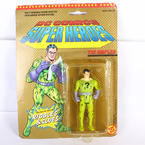Vintage 1989 Toy Biz DC 4411 Comics Super Heroes THE RIDDLER