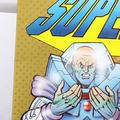 Vintage 1989 Toy Biz 4412  Mr. Freeze DC Comics Super Heroes Action Figure