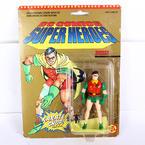 New Vintage 1989 TOY BIZ 4402 ROBIN  DC Comics Super Heroes Action Figure