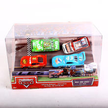 Mattel Disney Pixar The World of Cars Race and Chase Gift Pack Diecast Car Set 1:55