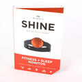 Misfit Shine Activity Fitness + Sleep Moniter Band Exercise Red With Original Box