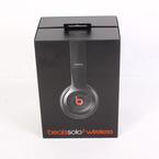Beats by Dr Dre Solo 2 Black Wireless Bluetooth Headband Headphones
