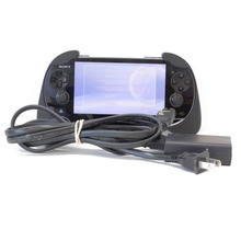 Sony PlayStation PS Vita PCH-1101 AT&T WiFi 8GB Handheld Console With Video Game
