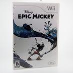 Nintendo Wii Disney: Epic Mickey Video Game