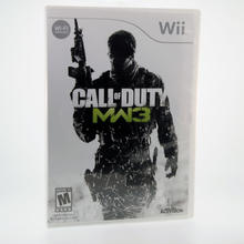 Nintendo Wii Call of Duty: Modern Warfare 3 MW3 Video Game