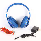 Beats by Dr. Dre Studio Wired Over the Ear Headband Blue Headphones B0500
