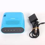 Bose Soundlink Blue Bluetooth Wireless Portable Mobile Speaker 415859