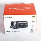 Canon Vixia HF R500 Full HD 1080 Digital Video Camera Camcorder