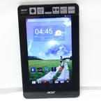 "Acer Iconia One B1-730HD 7"" Android 4.1 Intel Atom 1.6GHZ 16GB Black Tablet"