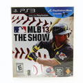 Sony Playstation 3 MLB 13 The Show Video Game