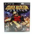 Sony Playstation 3 Duke Nukem Forever Video Game
