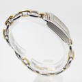 Ladies Coach Stainless Steel Gold & Silver Plated Chain 0220 Watch