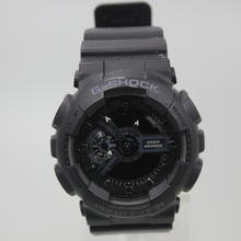 Casio Men's GA-110 G-Shock Large Black Analog-Digital Multi-Function Sport Watch