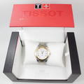 Men's Tissot 1853 PR50 J376/476 Stainless Steel Analogue Quartz Watch