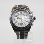 Guess Collection Men's GC46001G Chronograph Silver Dial Quartz Watch