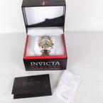 Invicta Subaqua 15617 Chronograph Skeleton Dial Stainless Steel Swiss Quartz Mens Watch