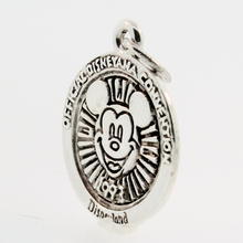 Sterling Silver 925 Official Disneyana Commemorative 1993 Limited Pendant Charm