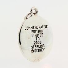 Sterling Silver 925 Official Disneyana Convention 1993 Limited Pendant Charm