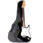 Fender Squier Bullet Strat  Electric 6 String Guitar With Gig Bag