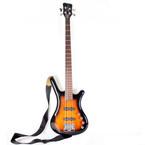 Warwick Rockbass Corvette Almond Sunburst 4 String Electric Bass Guitar