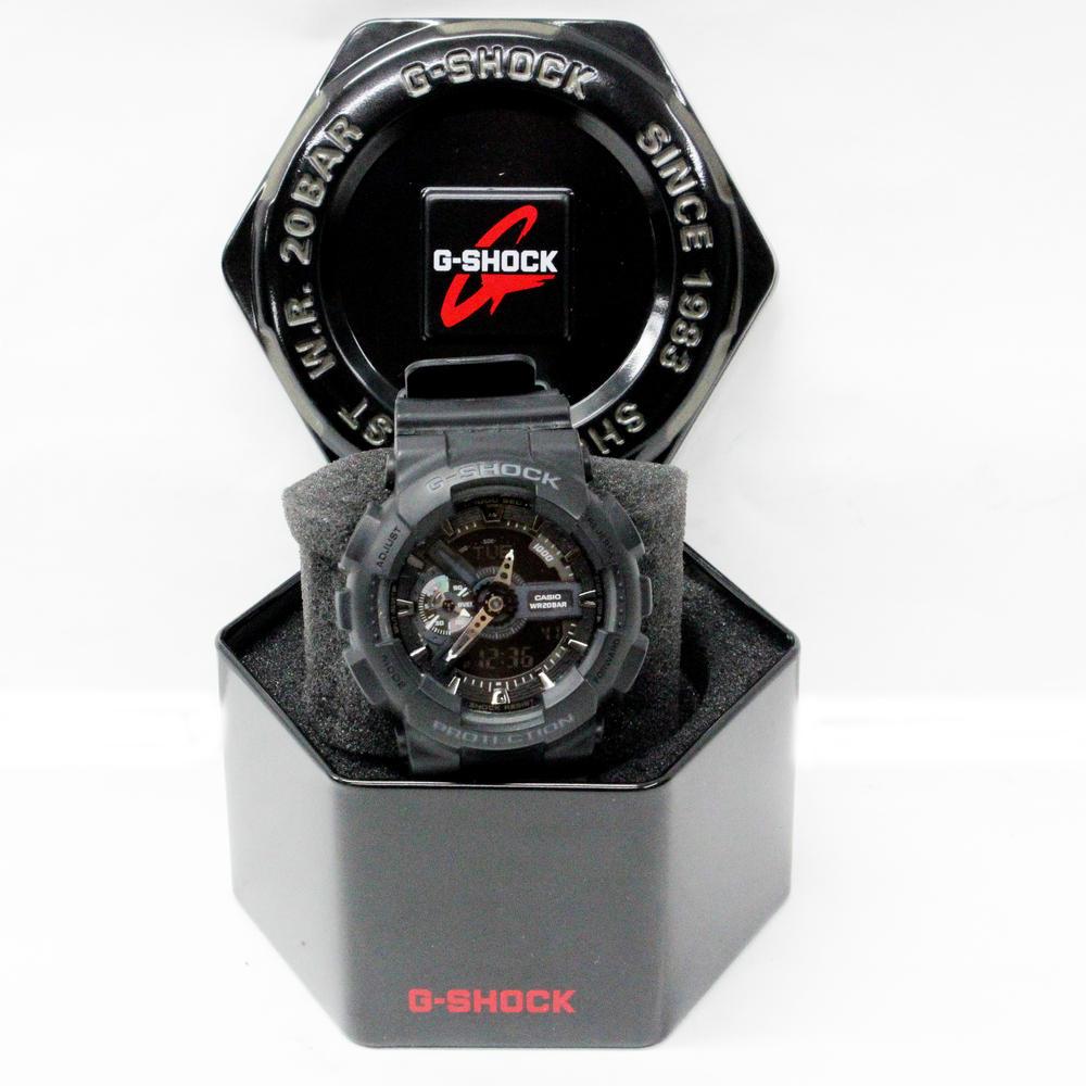 Casio G Shock Ga 110 5146 Black Mens Wrist Watch Online Pawn Shop