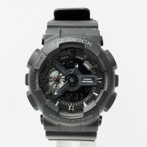 huge selection of 3aa2f 73487 Casio G-Shock GA-110 5146 Black Men's Wrist Watch ...