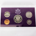 United States Sealed Proof 5 Coin Set 1992 Collection