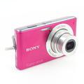 Sony Cyber  Shot DSC-W530 14.1 Digital Camera Pink