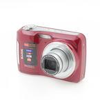 Kodak EasyShare C195 14MP Digital Red Camera