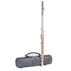 Yamaha 200AD 200 AD Advantage Flute Silver With Case