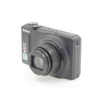 Nikon Coolpix S9100 Black 12.1MP Digital Camera