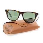 Ray Ban RB 2140 902 Tortoise G-15 Lenses Unisex Sunglasses