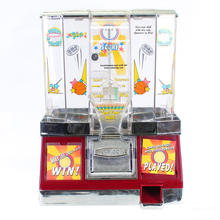 T-Pico Basketball Coin Shooter Tabletop GumBall Candy Vending Machine