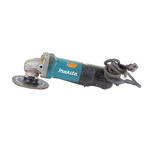 "Makita 9557PB Electric 4-1/2"" Paddle Switch Right Angle Grinder"
