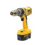 "Dewalt 18 Volt Hammer Drill DCD951 Heavy Duty XRP 1/2"" Cordless"