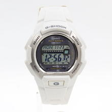 Casio Men's 3155 GWM850-7CR G-SHOCK Solar Atomic Digital Sports White Watch