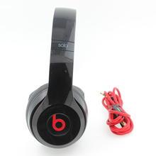 Beats By Dr. Dre B0518 Solo2 On-Ear Headphones - Black
