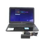 HP 15-r011dx Notebook PC  Laptop 750GB 4GB RAM Intel Pentium 2.15GHz