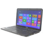 "Toshiba Satellite C855-S5190 Laptop - 15.6"" - 2.4GHz - 4GB RAM - 640GB - Win 8"